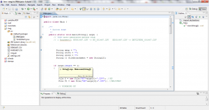IDE Eclipse Java