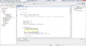 IDE Eclipse Java