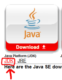 Download java jdk della sun
