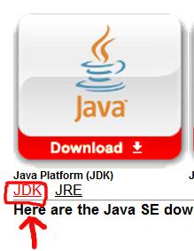 Download java jdk della sun